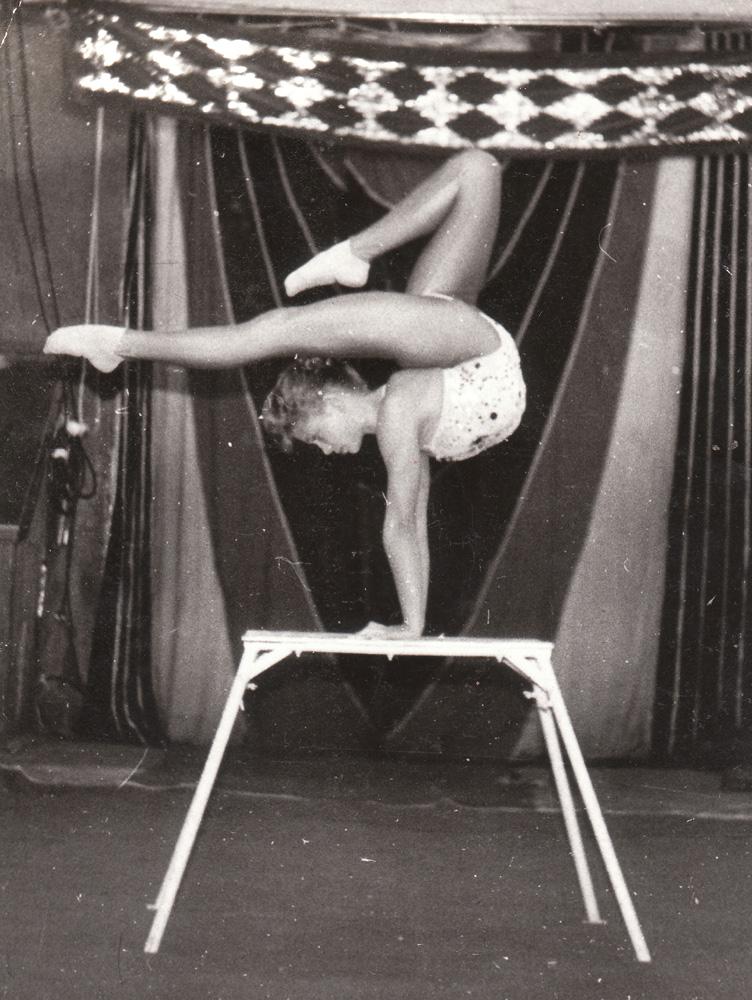 эротика в цирке и на эстраде